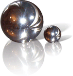 Chrome steel ball