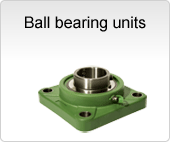 Pillow and flanged housing bearings