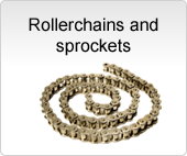 Rollerchains and sprockets