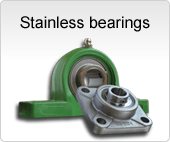Stainless bearings